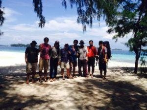 Sampai di Pulau Perak