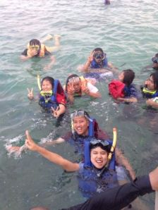 Yeaaaayyy snorkeling lagiii
