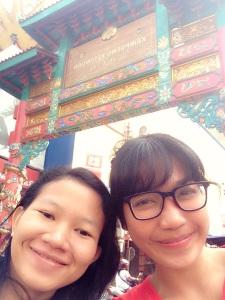 Menuju Pasar Beringharjo