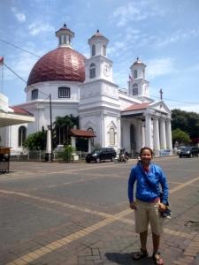 Gereja Blenduk,