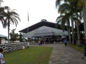 Museum Kereta Api Ambarawa a.k.a Stasiun Willem I